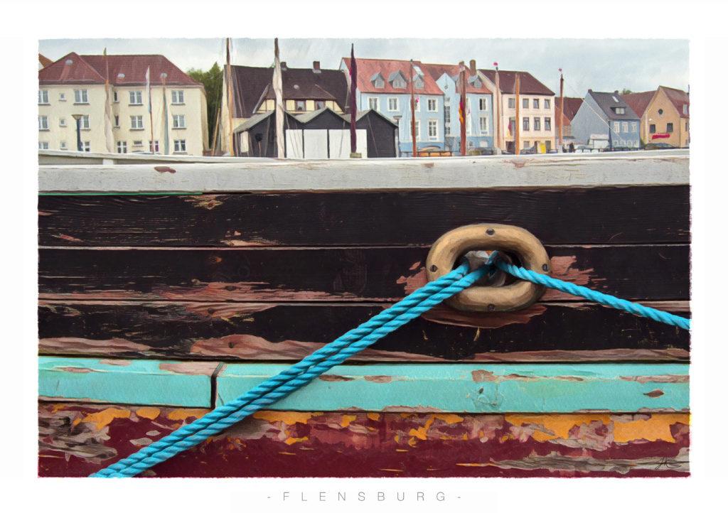 Flensburg malerisch