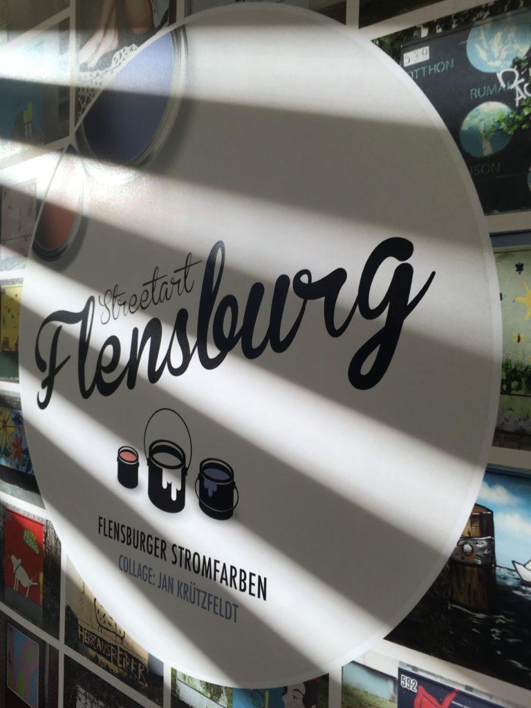 Streetart Flensburg Detail