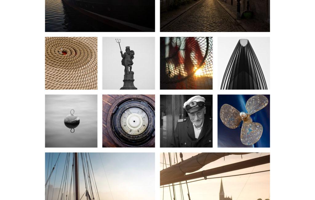 POSTER: maritimes Flensburg