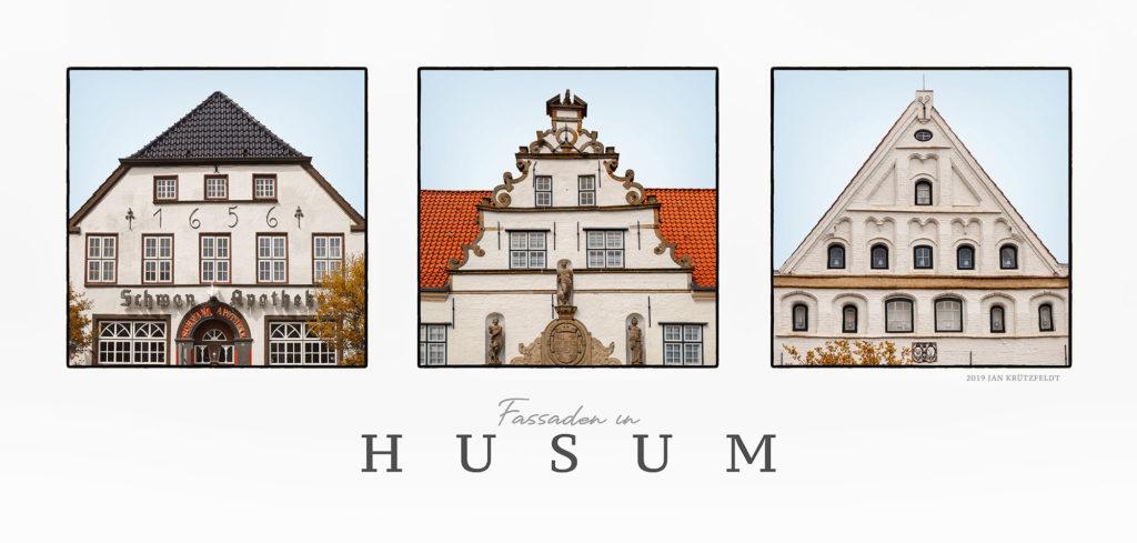 Fassaden in Husum