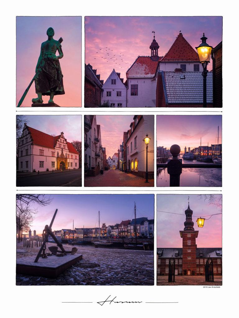 Husum Collage 3