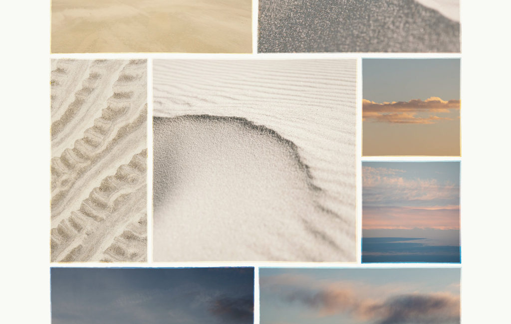 POSTER: Sky and Sand