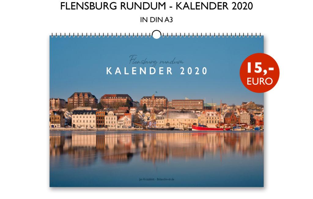 Flensburg rundum Kalender 2020