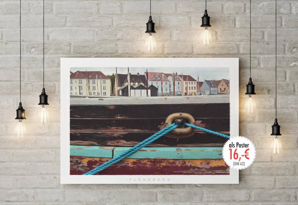 Flensburg malerisch Beispiel