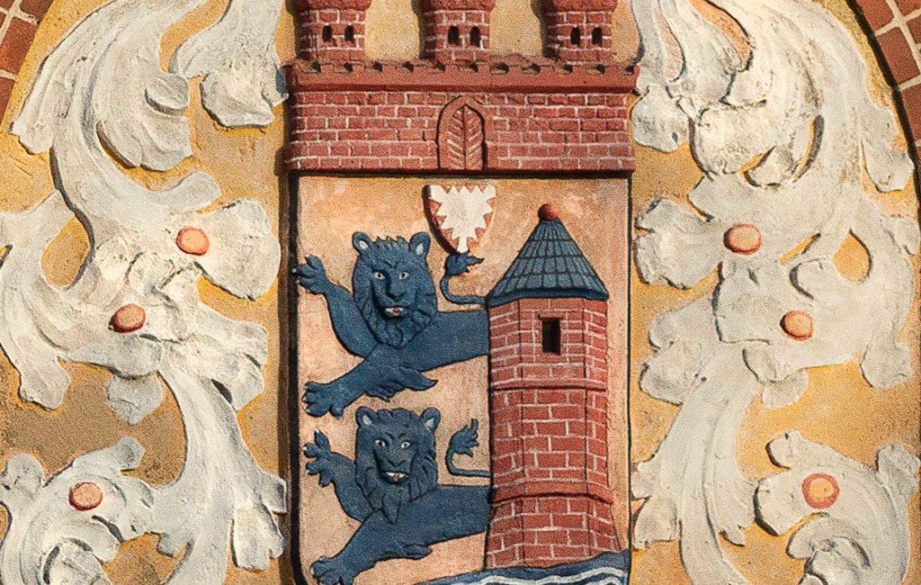 POSTER: Flensburger Wappen