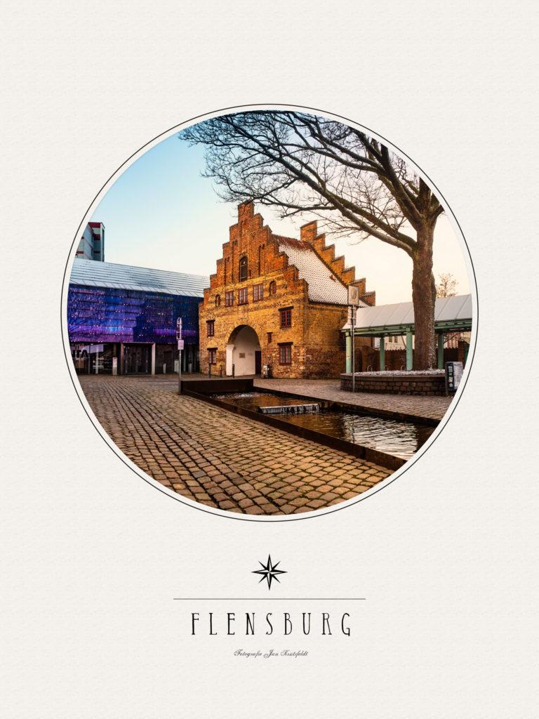 Wahrzeichen Flensburgs