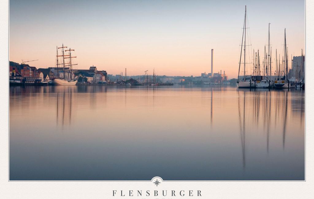 POSTER: Flensburger Hafen