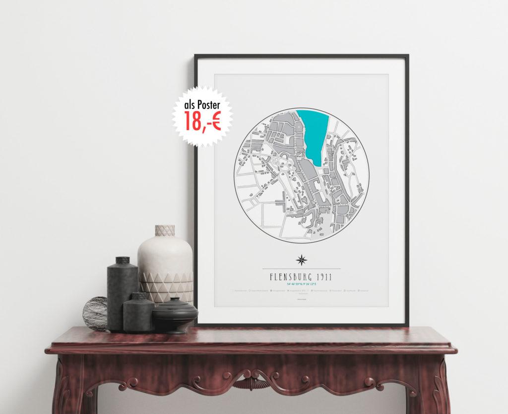 Flensburg Karte Beispiel