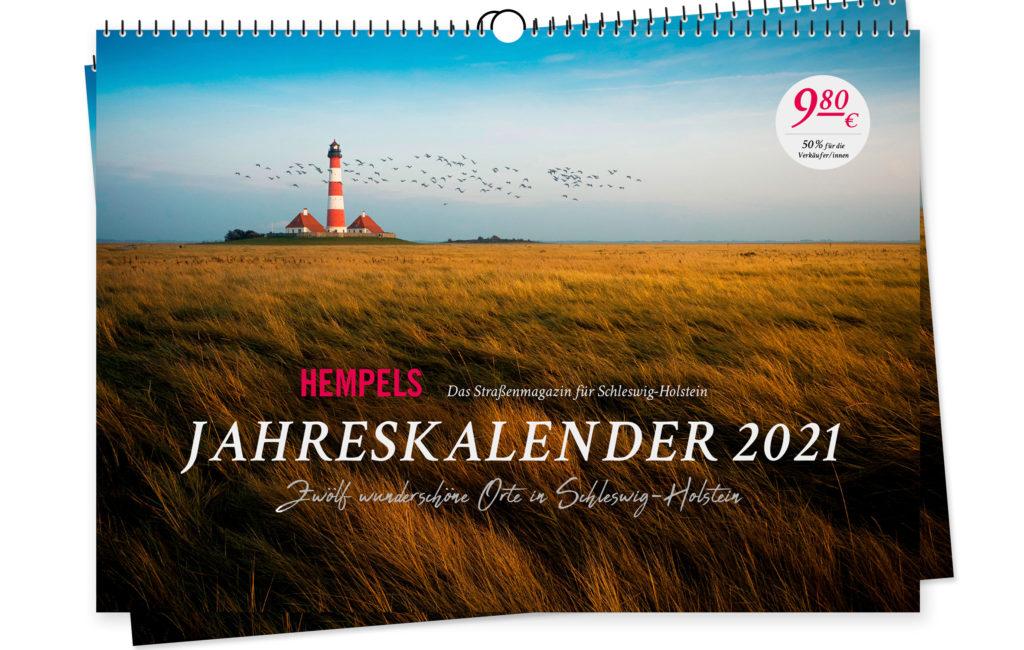 Schleswig-Holstein Kalender 2021