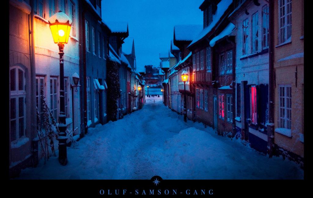 Poster: Oluf-Samson-Gang-Rotlicht