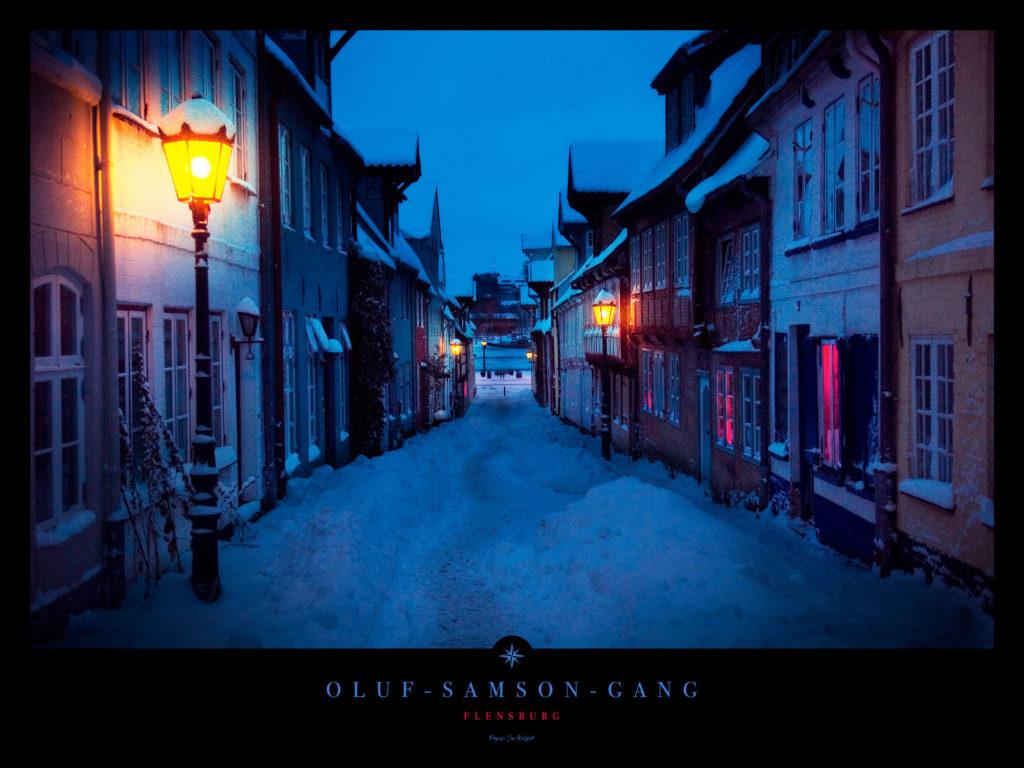 Oluf-Samson-Gang-Rotlicht-Poster