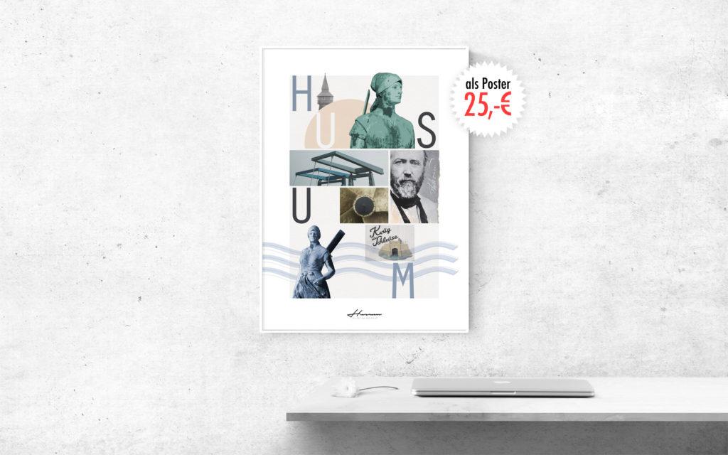 Collage Husum Mockup